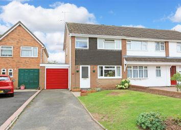 Thumbnail 3 bed semi-detached house for sale in Beech Drive, Shifnal