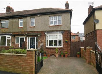 Thumbnail 3 bed terraced house for sale in Harton Lane, South Shields