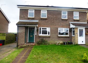 Thumbnail 3 bed semi-detached house to rent in Field View Gardens, Beccles