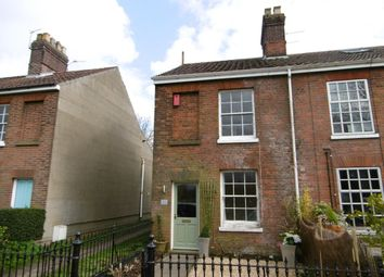 Thumbnail 3 bedroom end terrace house to rent in Russell Terrace, Trowse, Norwich