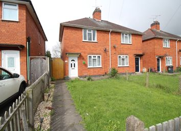 Thumbnail 2 bed semi-detached house to rent in Poplar Avenue, Bedworth