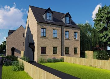 Thumbnail 4 bed semi-detached house for sale in Cherry Tree Grove, Royston, Barnsley