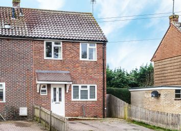 Thumbnail 2 bed end terrace house for sale in Willow Way, Hurstpierpoint, Hassocks