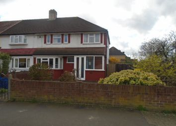 Thumbnail 4 bed semi-detached house for sale in Hampton Lane, Feltham