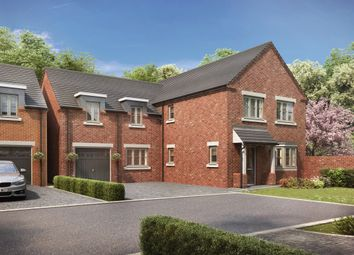 Thumbnail 5 bed detached house for sale in Wood Lane, Gedling, Nottingham