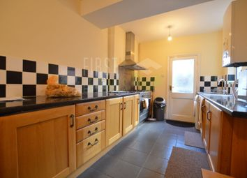 Thumbnail 4 bed terraced house to rent in Mayfield Road, Evington