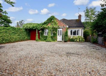 Thumbnail 4 bed bungalow for sale in Church Lane, Shadoxhurst, Ashford, Kent