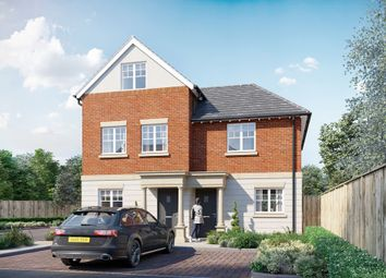 Thumbnail 2 bedroom semi-detached house for sale in Bowling Green Mews, Wimbledon