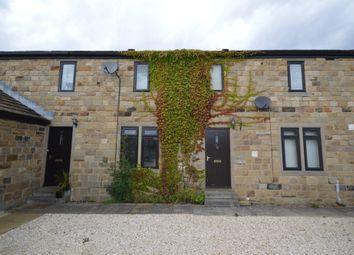 Thumbnail 2 bed terraced house for sale in Boyne Hill Farm, Wood Lane, Chapelthorpe, Wakefield