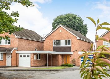 Thumbnail 4 bed link-detached house for sale in Nuthurst Grove, Bentley Heath, Solihull