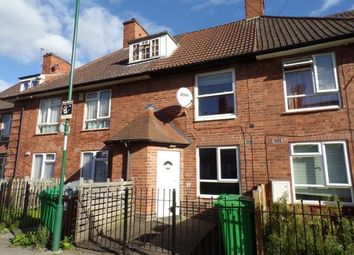 Thumbnail 2 bed terraced house for sale in Hoten Road, Sneinton, Nottingham