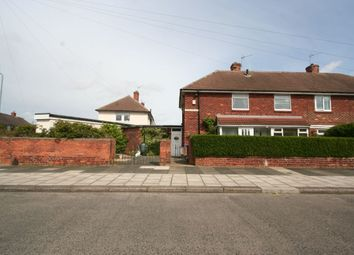 Thumbnail 3 bed semi-detached house to rent in Moortown Road, Middlesbrough