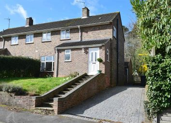 Thumbnail 3 bed semi-detached house for sale in Abbey Close, Newbury
