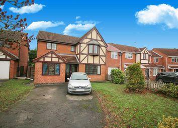 Thumbnail 4 bed detached house for sale in Blenheim Avenue, Lowdham, Nottingham