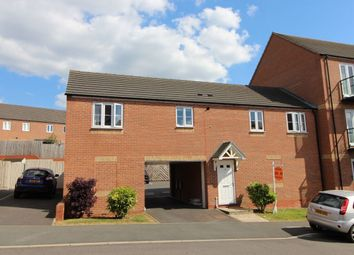 Thumbnail 2 bed flat for sale in Blithfield Way, Stoke-On-Trent