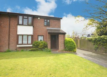 Thumbnail 2 bed maisonette for sale in Burnham Meadow, Hall Green, Birmingham