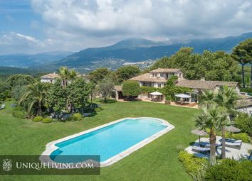 Thumbnail 9 bed villa for sale in St Paul De Vence, French Riviera, France