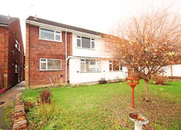 Thumbnail 2 bedroom flat for sale in Valley Close, Loughton