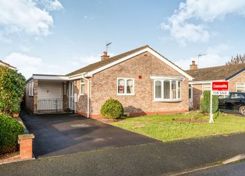 Thumbnail 2 bed detached bungalow for sale in Cherry Tree Crescent, Great Bridgeford, Stafford