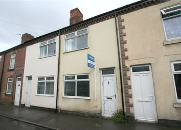 Thumbnail 2 bed terraced house for sale in Burnthouse Road, Heanor