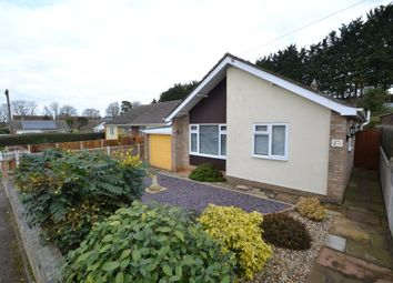 Thumbnail 3 bedroom detached bungalow for sale in Highfield Road, Sudbury