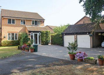 Thumbnail 4 bed detached house for sale in Bilberry Drive, Marchwood, Southampton