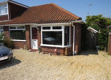 Thumbnail 3 bed semi-detached bungalow for sale in Parana Close, Sprowston, Norwich