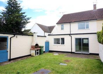 Thumbnail 3 bedroom semi-detached house for sale in Main Street, Hockwold