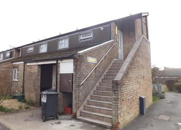Thumbnail 1 bed maisonette for sale in Crawford Close, Freshbrook, Swindon, Wiltshire