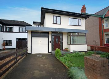 Thumbnail 4 bedroom detached house for sale in Third Avenue, Blackpool, Lancashire