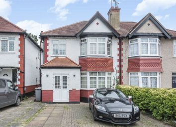 Thumbnail 3 bed semi-detached house for sale in St. Johns Road, Wembley