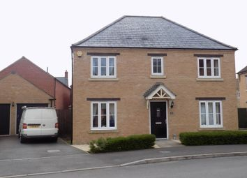 Thumbnail 4 bed detached house for sale in Lilian Close, Swindon