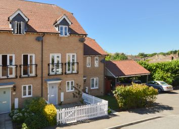 Thumbnail 3 bed town house for sale in Greystones, Ashford, Kent