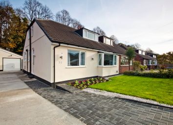 Thumbnail 3 bed semi-detached bungalow for sale in Station Road, Woolton
