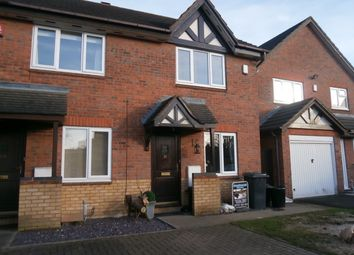 Thumbnail 2 bedroom end terrace house to rent in Hawthorn Close, Erdington, Birmingham