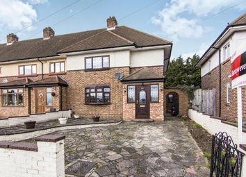 Thumbnail 3 bed semi-detached house for sale in Harold Hill, Romford, Havering