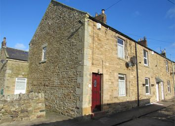 Thumbnail 2 bedroom end terrace house to rent in Smiths Terrace, Haydon Bridge, Northumberland.