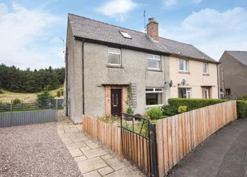 Thumbnail 3 bed semi-detached house for sale in Abercairney Place, Blackford, Perthshire