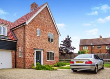 Thumbnail 3 bed link-detached house for sale in Wilfreds Way, Brightlingsea