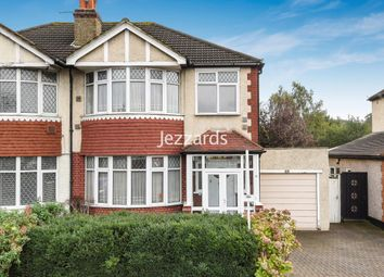 Thumbnail 3 bed semi-detached house to rent in Hook Rise South, Tolworth, Surbiton