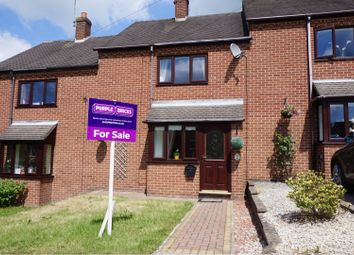 Thumbnail 2 bed terraced house for sale in Weston Bank, Ashbourne