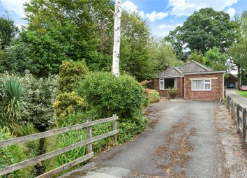 Thumbnail 2 bed bungalow for sale in Park Road, Chandler's Ford, Eastleigh, Hampshire