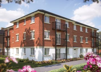 "Thumbnail 2 bedroom flat for sale in ""Francis House Apartments v1"" at Matthewsgreen Road, Wokingham"
