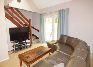 Thumbnail 1 bed town house for sale in Ventnor Close, Great Sankey, Warrington