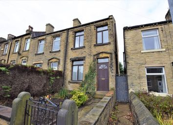 Thumbnail 3 bed end terrace house to rent in Lowerhouses Lane, Lowerhouses, Huddersfield