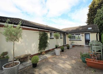 Thumbnail 2 bed bungalow for sale in The Flat, Kilburn, Derbyshire
