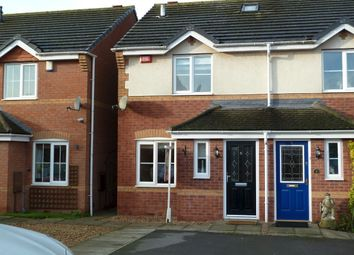 Thumbnail 3 bed semi-detached house to rent in Wheatsheaf Close, Sutton Coldfield