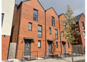 Thumbnail 3 bed town house for sale in Langdon Road, Swansea
