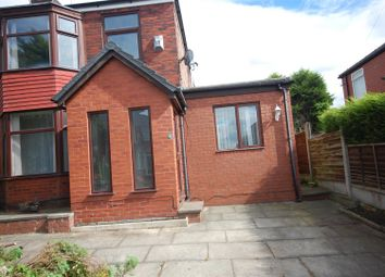 Thumbnail 4 bed property to rent in Orme Avenue, Salford