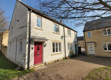 Thumbnail 3 bed semi-detached house for sale in Brome Way, Carterton